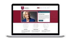 sito web professore economico