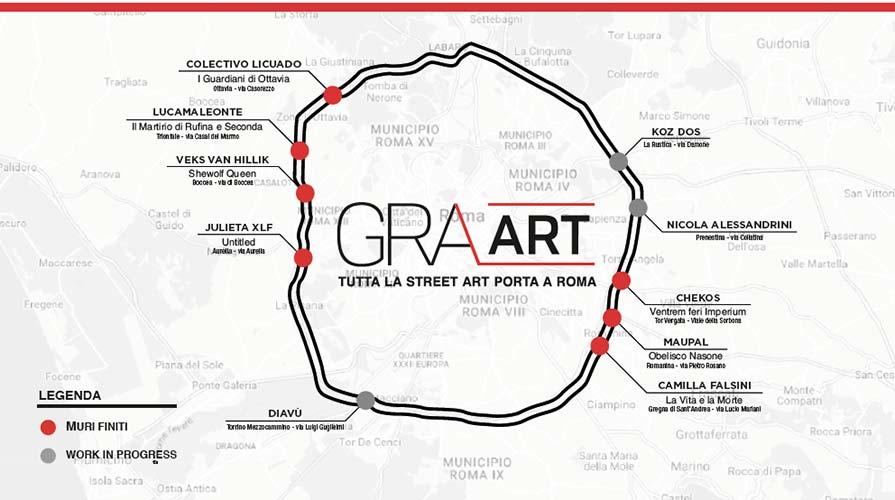 Mappa GRAArt