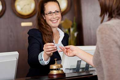 Hotellerie | Comunicazione aziendale: Grafica, Stampa, Web Design | PRINGO