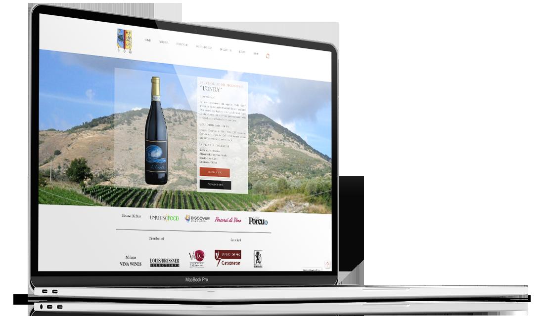 Sito web Landing page responsive CMS web design UI UX SEO e-commerce | PRINGO