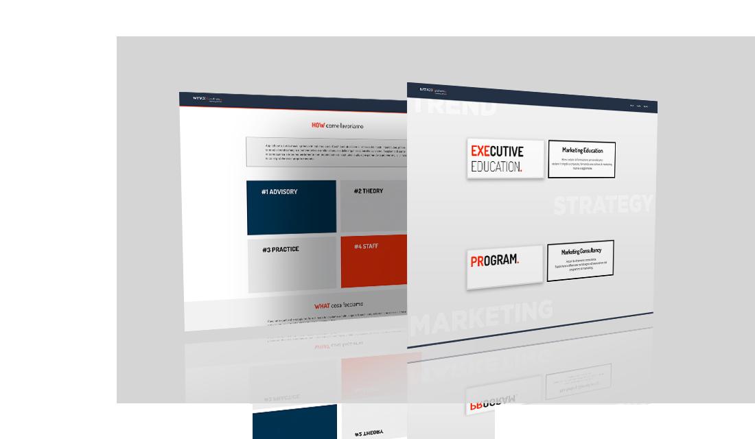 Sito web Landing page responsive CMS web design UI UX SEO | PRINGO