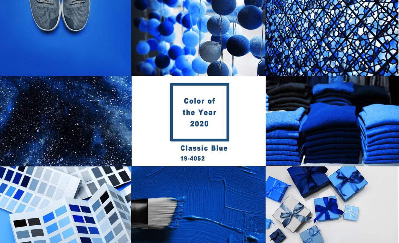 Pantone Classic Color Blue | PRINGO