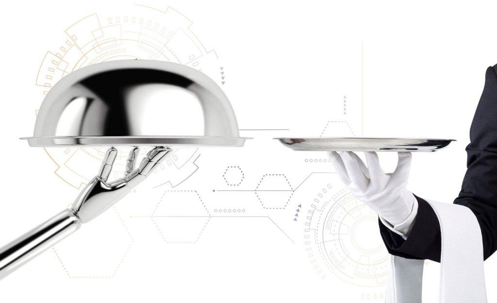 Camerieri robot | PRINGO