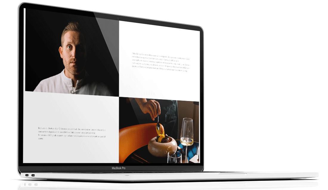 Sito web Landing page responsive CMS web design UI UX SEO   PRINGO