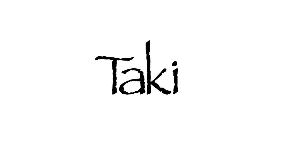 Taki | PRINGO