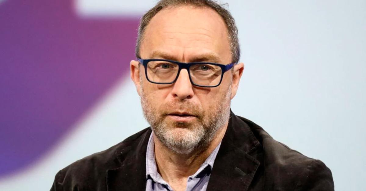 Jimmy Wales co-fondatore Wikipedia