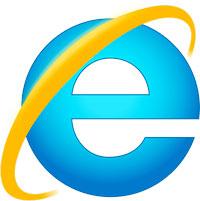 Logo Internet Explorer | PRINGO