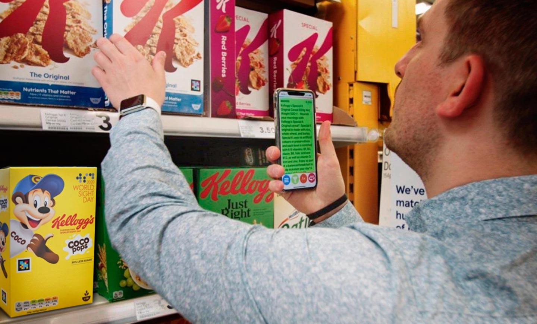 Kellogg packaging ipovedenti | PRINGO