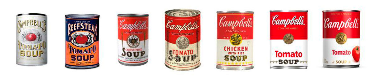 Campbell's nuovo packaging dopo 50 anni | PRINGOCampbell's nuovo packaging dopo 50 anni | PRINGO